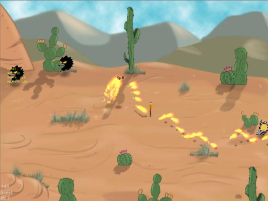 2D Game Prototype