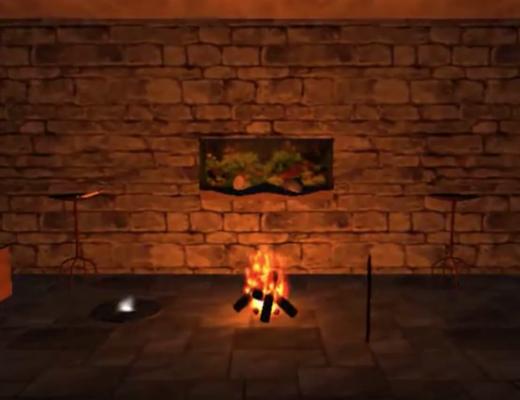Fire & Smoke Animation