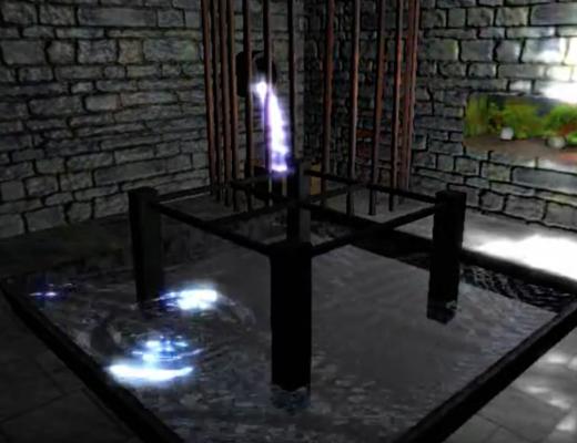 Water Simulation Animation